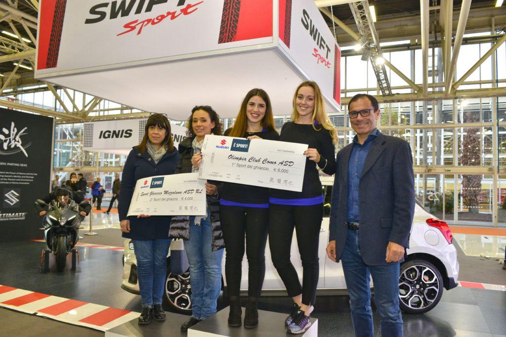 I vincitori della Federazione Sport del Ghiaccio (FISG)